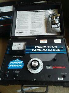 SPX ROBIN AIR THERMISTOR VACUUM GAUGE 14010A