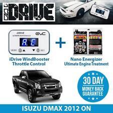 IDRIVE THROTTLE CONTROL - ISUZU DMAX 2012 ON + NANO ENERGIZER AIO