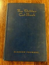 The Skitter Cat Book ~ Vintage Story ~ Persian Cat & Airedale Dog 1947 Ed