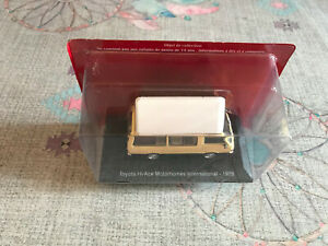 Voiture miniature Passion Camping Car Toyota Hi-Ace Motorhomes 1978 au 1/43