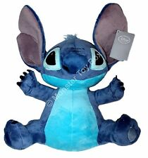 Plush Stitch from Lilo & Stitch Disney Store with Authentic Patch New US Seller