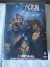 // NEUF * Ken fist of the north star INTEGRALE Shin Hokuto No 3 DVD le survivant