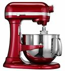 KitchenAid Rkp26m1xCA Professional 600 Stand Mixer 6 quart 10-SP Candy Apple Red