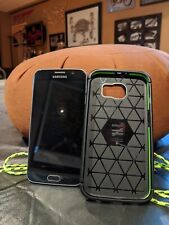 Samsung Galaxy S6 SM-G920A 64GB Black Sapphire (AT&T) Smartphone USED