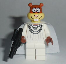 SPONGEBOB #11sc Lego Jedi Series Sandy as Leia custom NEW Genuine Lego Parts