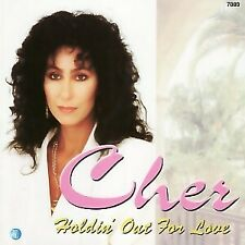 Cher - Holdin' out for love - CD -