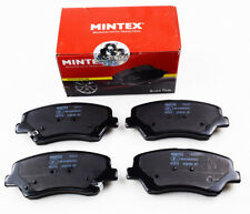 BRAND NEW FRONT MINTEX BRAKE PADS SET MDB3363 (REAL IMAGES OF THE PARTS) QUALITY