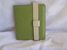 NEW Creative Memories Green Photo Album Holds 24 4x6 Pictures Magnetic Close