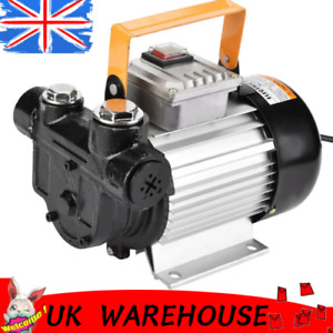 Self Priming Electric Oil Transfer Extractor Pump 550W 220V 44PSI 60-70L/Min