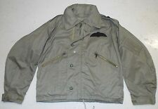 BRITISH RAF AIRCREW COLD WEATHER MK3 BALLYCLARE JACKET - Size: 6 , Military