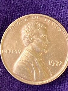 1972 lincoln cent double die