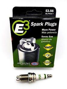 E3.56 E3 Premium Automotive Spark Plugs - 4 SPARK PLUGS