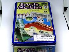 Sports Marbles Play Football & Ten Pin Bowling - NEW/SEALED