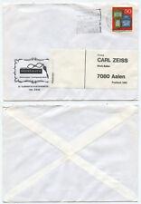 33965 - Beleg - Optik Sedelmayr - Garmisch-Partenkirchen 3.12.1974 - Carl Zeiss
