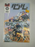 "Ash - Intergalactic Sonic 7""s Special Promo CD & Comic INDIE ROCK BRITPOP"