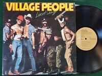 VILLAGE PEOPLE - Live and Sleazy - Gatefold, 2 LP near mint Aust Press
