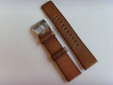 Diesel Original Spare Band Leather Wrist DZ1736 Watch Braun Strap 0 7/8in