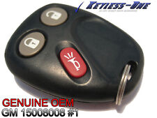 03-07 ISUZU ASCENDER KEYLESS ENTRY REMOTE OEM KEY FOB 15008008 MYT3X6898B #1