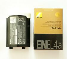New EN-EL4A Battery For Nikon D2 D2H D2Hs D2x D2xs D3 D3S D3X F6 MH-22 2500mah