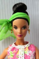 Barbie Doll by Lilly Pulitzer Model Muse Beautiful