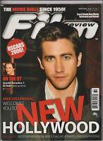 Film Review Magazine Jake Gyllenhaal Quentin Tarantino May 2006 030420nonr2