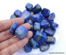 Lapis Lazuli Natural Stone Tumble Lapis Stone for Reiki Healing