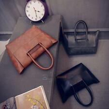 Fashion Women Leather Messenger Handbag Shoulder Bag Lady Tote 3 Colors Hot Sale