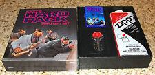 1993 JOE CAMEL Zippo Lighter The Hard Pack ZIPPO GIFT SET FULL-COLOR FINISH