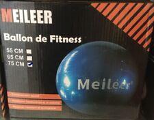 "Ballons De Fitness ""MEILEER"" Avec Pompe - 75cm - Neuf"