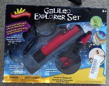 Poof Slinky Galileo Explorer Set-Damaged Box, Item New