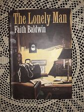 THE LONELY MAN, BY FAITH BALDWIN, 1964, FIRST EDITION, HARDBACK, DUST JACKET