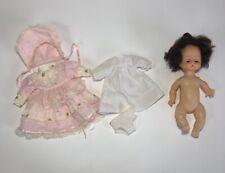 Vintage Baby Doll Drink Wet Brunette Hong Kong