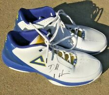 DORELL WRIGHT Golden State Warriors GAME USED Peak NBA Basketball Shoes