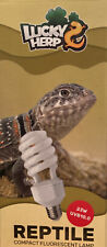 New listing Reptile Uvb Bulb 10.0 Light 23w Lucky Herp