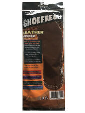 Shoefresh Padded Leatherette Insoles Trim to Size Inner Soles 3 to 12