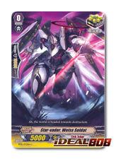 CfV x 4 Star-vader, Weiss Soldat - BT12/072EN (C) Common Vanguard Mint Cardfight