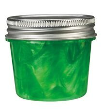 Green Metallic Slime Fidget Tactile Sensory Play