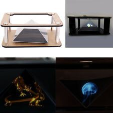 DIY Turn Tablet Smartphone into a 3D Hologram Holographic Projector