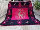 Handmade Vintage Moroccan Azilal Rug Berber Tribal Rug Wool Carpet 5.61x5.61 ft