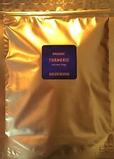 Turmeric (Tumeric) Certified Fresh Organic Super Food Spice..2 oz Bulk