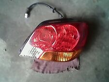 2003-2004 Mitsubishi Outlander Passenger Right side Taillight tail light