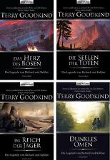 Terry Goodkind Die Legende von Richard und Kahlan Dunkles Omen Reich der Jäger