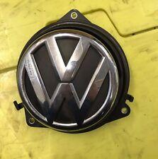 VW POLO 6R EMBLEM BADGE HANDLE 6R6827469C 6R6 827 469 C GTI SE BLUE MOTION