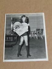 Cilla Black 1971 10 x 8 Press Photo