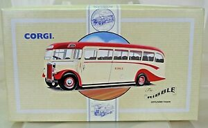 Corgi Classic 97192 Leyland Tiger Coach Ribble Limited Edition Certicated
