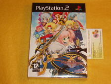 MANA KHEMIA Alchemists of Al-revis PREMIUM BOX NEW SEALED PLAYSTATION 2 PS2 PAL