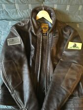 Schott Perfecto 585 Brown Leather Jacket - L