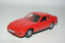 SCHUCO PORSCHE 924 RED EXCELLENT CONDITION