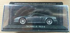 """DIE CAST """" NOBLE M14 """" DREAMS CAR ALTAYA SCALA 1/43"""