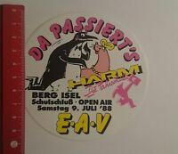 Aufkleber/Sticker: Berg Isel Schulschluß Open Air 88 (10121686)